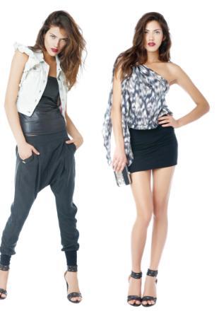 Miss Sixty - katalog kolekcji wiosna/lato 2011