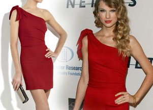 Taylor Swift w Valentino