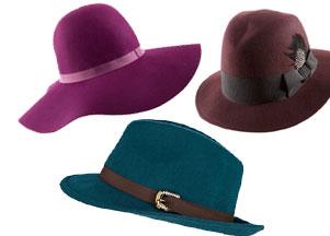 Jesienne kapelusze (FOTO)