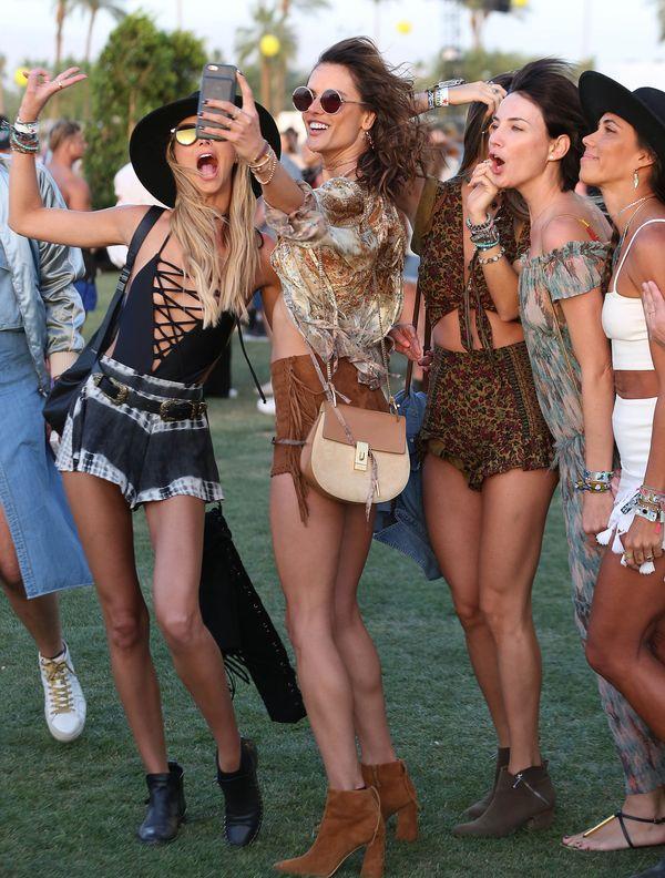 Coachella 2016 - zobaczcie świetne stylizacje gwiazd