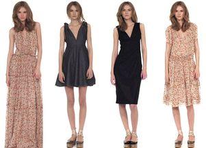 Derek Lam & eBay - jest już kolekcja sukienek!(FOTO)