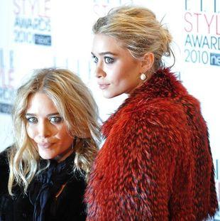 Siostry Olsen wyróżnione na gali Elle Style Awards