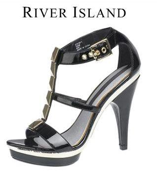 Nowości obuwnicze w River Island