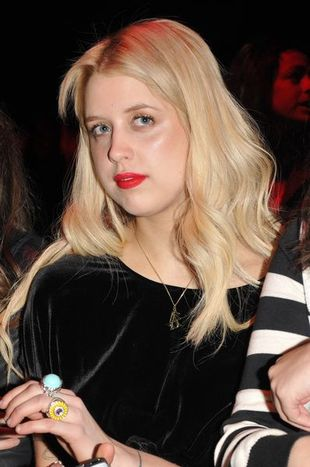 Czy to Peaches Geldof ?