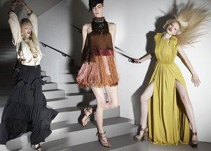 Sukienki od Lanvin na rok 2012 (FOTO)