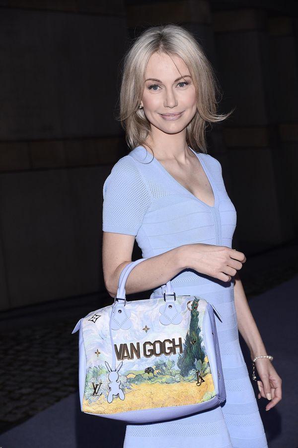 Magdalena Ogórek przyszła na imprezę z torebką za ponad... 10 tysięcy złotych!