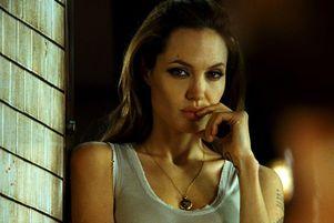 """Makijaż Angeliny z """"Wanted"""""""