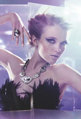 Swarovski - kolekcja biżuterii jesień/zima 2011
