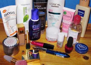 Wasze kosmetyczki: Magda, 20 lat