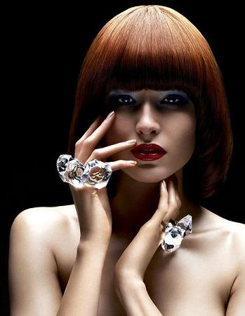 Niezwykła kolekcja kryształowej biżuterii Baccarat