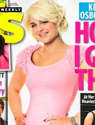 Kelly Osbourne o otyłości