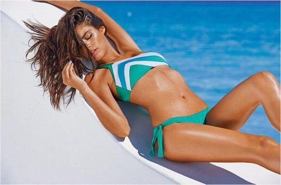 Sara Sampaio nową twarzą marki Calzedonia (FOTO)