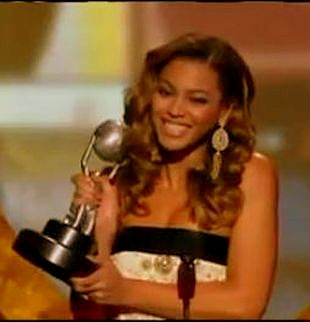 Beyonce w wielkim stylu