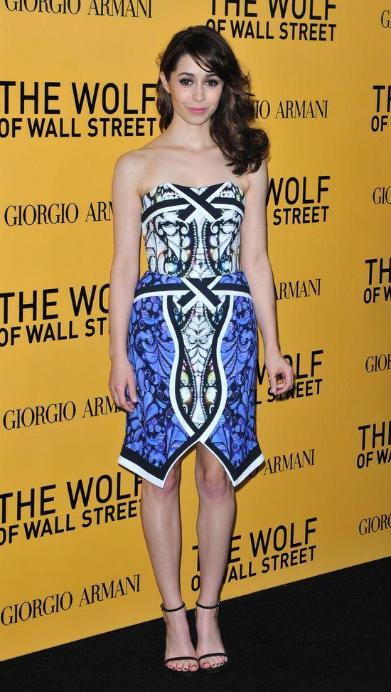 Gwiazdy na premierze filmu The Wolf of Wall Street
