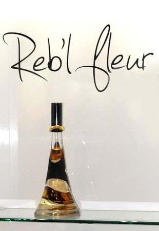 Opakowanie perfum Rihanny - Reb'l Fleur (FOTO)