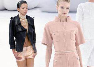 Chanel - wiosna/lato 2012