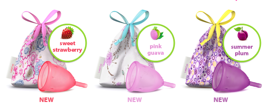 Kubeczki menstruacyjne - jaki mamy wybór?