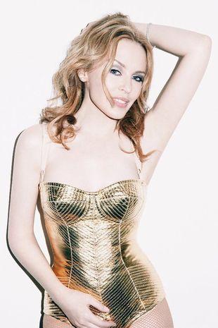 Kylie Minogue w kostiumach Dolce&Gabbana