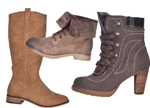 Jesienna kolekcja obuwia Cropp (FOTO)
