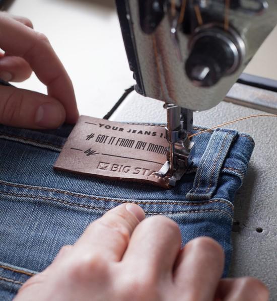 Spersonalizowane dżinsy - chcesz takie mieć?