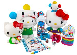 Radosna kolekcja Wish Come True for Hello Kitty
