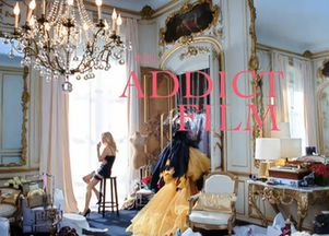 Kate Moss w reklamie szminki Dior Addict [VIDEO]