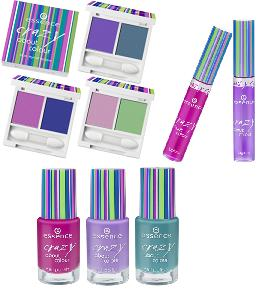 Essence - Crazy About Colour