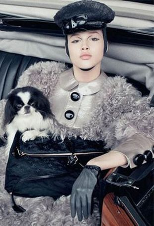 Kulisy powstawania jesiennej kampanii marki Louis Vuitton