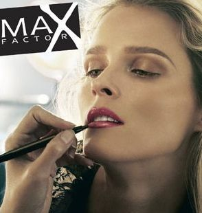 Max Factor proponuje mapę szminek