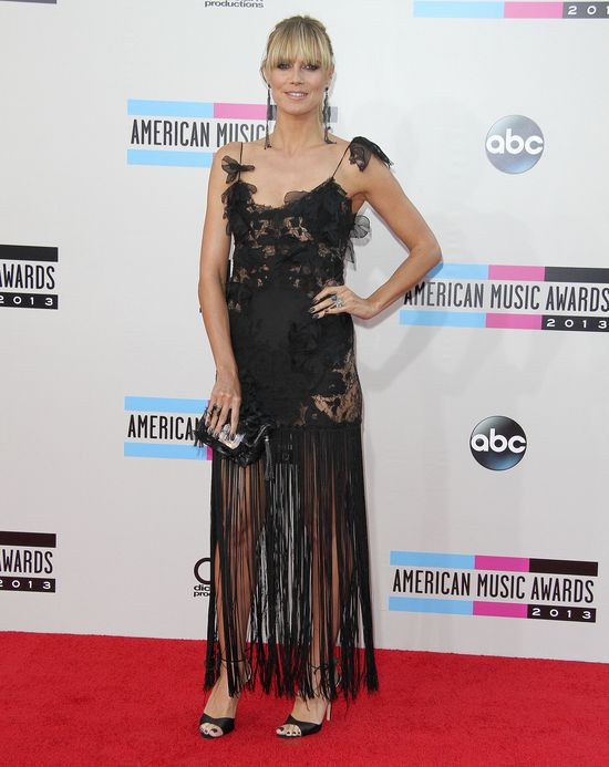 Gwiazdy na gali American Music Awards 2013
