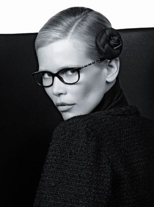 Claudia Schiffer dla Chanel