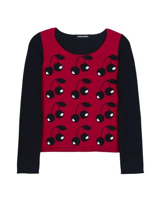 Sonia Rykiel Cherry Christmas kolekcja zima 2013