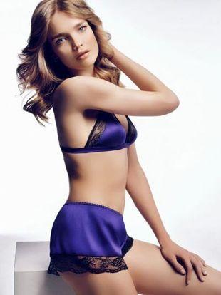Natalia Vodianova w kampanii marki Etam (FOTO)