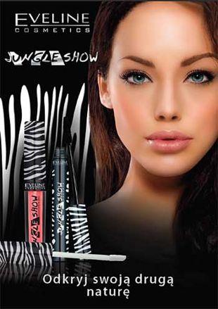 Jungle Show - makijaż z pazurem