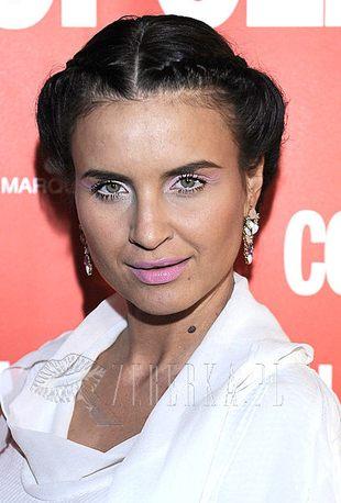 Jakiego pudru używa Joanna Horodyńska? (FOTO)
