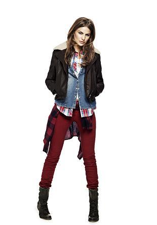 Rachel Zoe dla Lindex - kolekcja na jesień 2011
