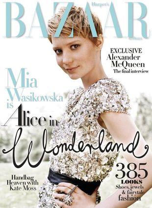 Mia Wasikowska niczym Mia Farrow