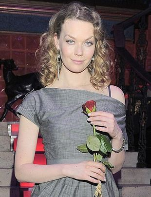 Tamara Arciuch w modnych szarościach (FOTO)