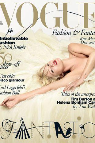 Kate Moss ulubienicą Vogue