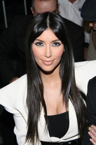 Kim Kardashian poszło w bary