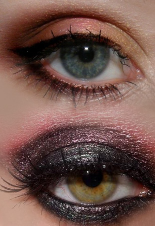 Makijaż karnawałowy - propozycje blogerek
