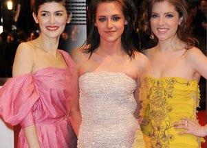 Gwiazdy na gali BAFTA 2010