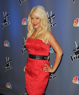 Christina Aguilera w Dolce&Gabbana (FOTO)
