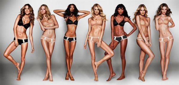 Nowe Aniołki Victoria's Secret
