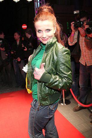 Katarzyna Zielińska na zielono (FOTO)
