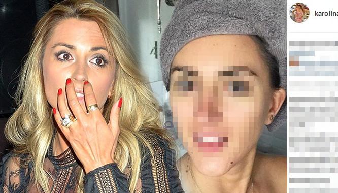 Karolina Szostak pokazała się na Insta bez makijażu, a w komentarzach... HEJT