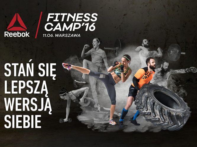 reebok fitness camp 2016