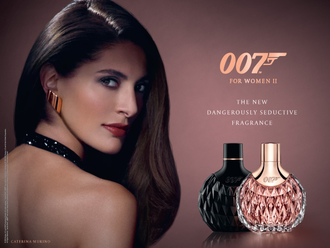 james bond 007 for women ii