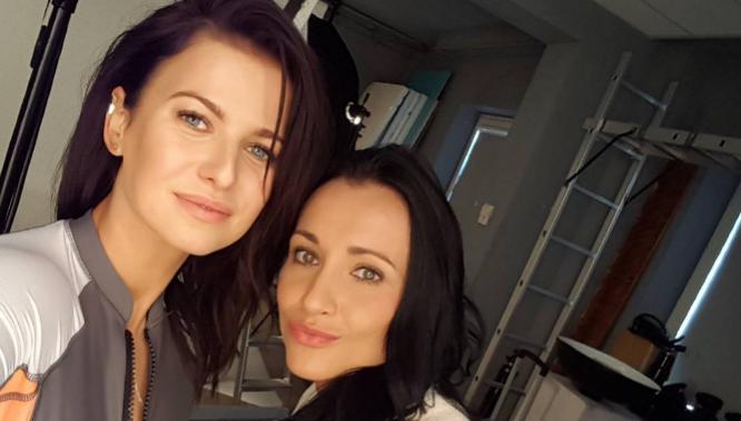 Czy przyjaciółka Anny Lewandowskiej póidzie w jej ślady?!