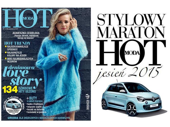 stylowy maraton hot moda